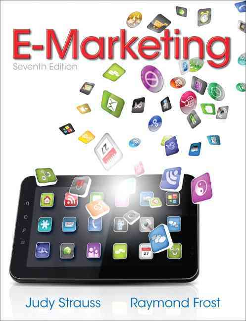 E-marketing By Strauss, Judy/ Frost, Raymond